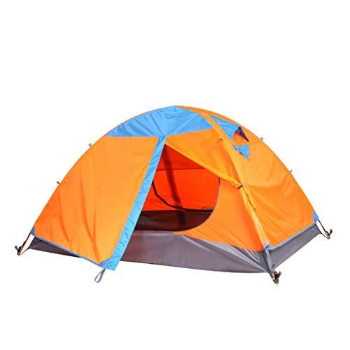 Tiendas de campaña tiendas de campaña for acampar Coleman Tienda al aire libre tienda de campaña de aluminio de doble polo de campamento la acampada libre tienda de montañismo profesional a prueba de