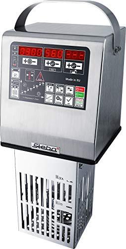 Steba SV 3000 Gastroplus Hochleistungs-Sous-Vide Garer mit Kerntemperatur-Messsonde