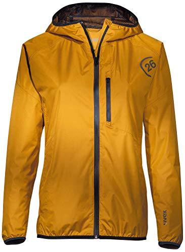 Uvex K26 Damen-Outdoor-Jacke - Orange Frauen-Regenjacke M