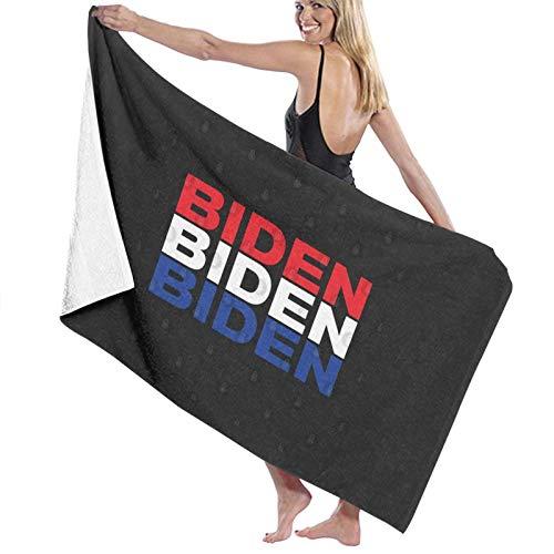 U/K Vote For Joe Biden 2020 Toalla de baño de secado rápido