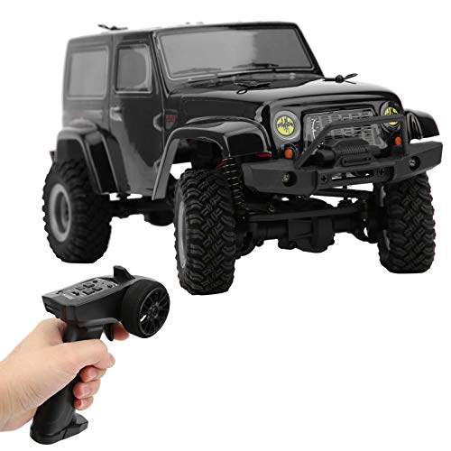 Qqmora Niños RC Car Climbing Off-Road Vehicle Game Competition RTR Model Car