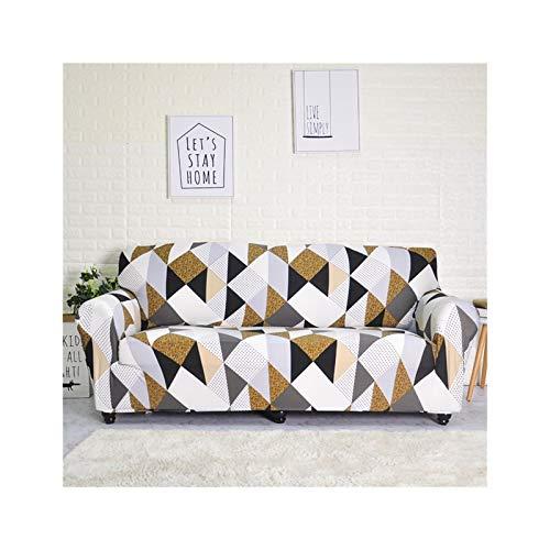 HMGANG Sofá Sofá Cubierta Muebles Protección Cubierta Sofá Cubre Sala de Estar Sillón Cubierta (Color : 18)