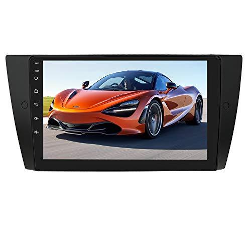 Navigatore GPS stereo per auto Android 10 Ossuret per BMW Serie 3 E90   E91   E92   E93 2006 2007 2008 2009 2010 2010 2011 2012 + Supporto Can-Bus Controllo del volante
