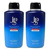 John Player Special Sport Aqua Hair & Body Shampoo 2 x 500 ml
