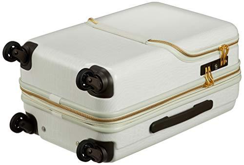 [サンコー]スーツケースジッパーRubericaCarryエキスパンド機能付きフロントオープンHSZ1-4831L48cm3.2kgベージュ