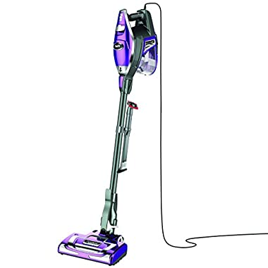 Shark Rocket Ultra-Light Corded Bagless Vacuum with hand vacuum for Carpet and Hard Floor with XL Dust Cup and Hard Floor Attachment (HV323), Gold