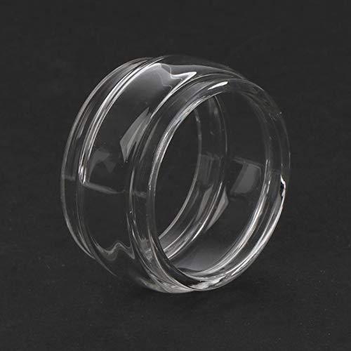 Sostituzione del serbatoio di vetro del tubo di vetro Pyrex 5ML per Blitzen 5ML Atomizzatore del vaporizzatore Accessori della sigaretta elettronica trasparente Vape , Niente tabacco o nicotina