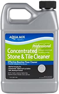Aqua Mix Concentrated Stone and Tile Cleaner - Gallon by Aqua Mix