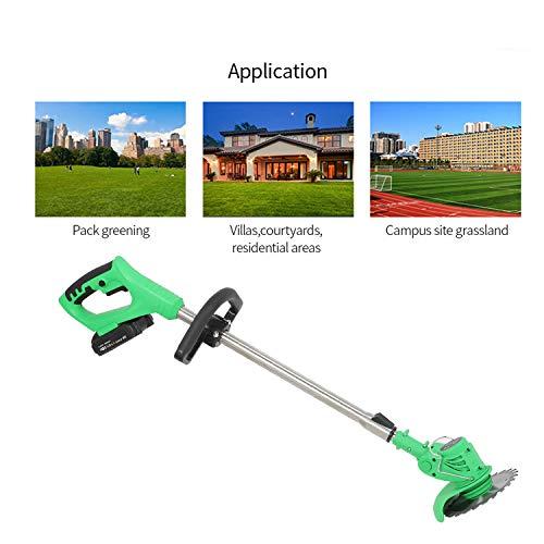 Elektrische Gazontrimmer Edger Grasmaaier 42V 3000Mah Lithium-Ion Accu Grass Bosmaaier Kit Snoeien Cutter Tuingereedschap