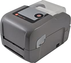 Datamax E-Class E-4205A Direct Thermal/Thermal Transfer Printer - Monochrome - Desktop - Label Print - 5 in/s Mono - 203 dpi - Fast Ethernet - USB - LED by Datamax