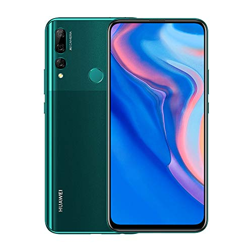 HUAWEI Y9 PRIME – Smartphone 6.59″ (Pantalla LCD(LTPS), 64 + 4 GB, Hisilicon Kirin 710F, Cámara 16M +8M+…