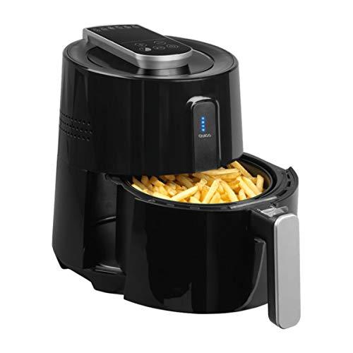 Digitale Heißluftfritteuse / 1.300 W; ölfreies, besonders gesundes Frittieren; mit Überhitzungsschutz; mit Cool-Touch-Griff; 33 Temperatureinstellungen 80–200° C