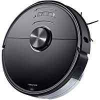 Roborock S6 MaxV Robot Vacuum Cleaner with ReactiveAI and Intelligent Mopping, No-mop Zones, Lidar Navigation, 2500Pa Strong Suction, Multi-Level Mapping