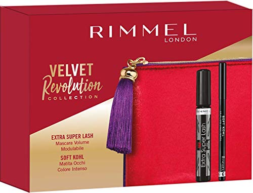 Rimmel London cadeauset Velvet Revolution Collection - 120 g