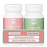 PACK ADELGAZANTE - Rimodellante Detox Depurativo - ELIMINA GRASSO IN BARRIGA E CATENE
