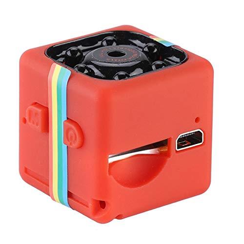 Mini cámara giratoria de 360 ° con batería de Alta Capacidad de 200 mA para la Noche en entornos Oscuros