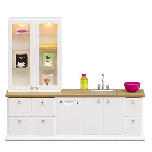 Lundby 60-2026-00 Wash-up Sink and Dishwasher
