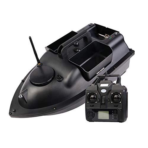 500M Distancia GPS del Barco del Cebo, Cebo De Pesca Barco RC GPS Postion Auto Cruise Control Remoto De Pesca De Cebo Vivo con Doble Motors,12000mAh