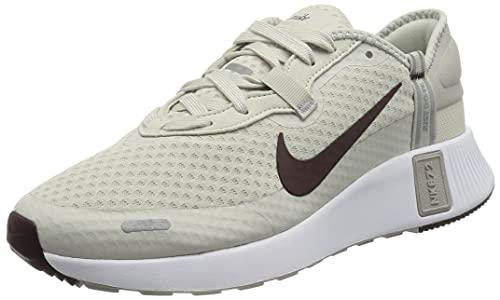 Nike REPOSTO, Zapatillas para Correr Hombre, Light Bone Mahogany College Grey, 41 EU