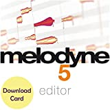 Celemony Melodyne Editor 5 (Download Card) - Grammy Award Winning Music Production Software