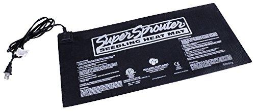 5 | Super Sprouter Seedling Heat Mat - 10