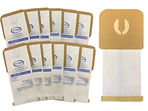 Ultra Fresh 18 Replacement Canister Vacuum Cleaner Aerus Electrolux Style R Filter Bags 9000 8000 Renaissance