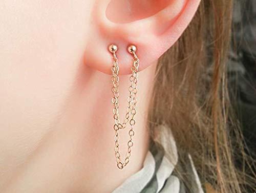 Ohrringe mehrere Mehrere Ohrringe?