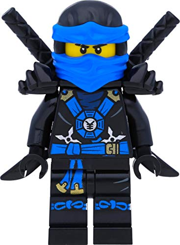LEGO Ninjago Minifigur: Jay in Deepstone-Rüstung...