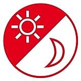Brennenstuhl Solar LED-Leuchte Premium SOL LH0805 P1 IP44 mit Infrarot-Bewegungsmelder 8xLED - 6