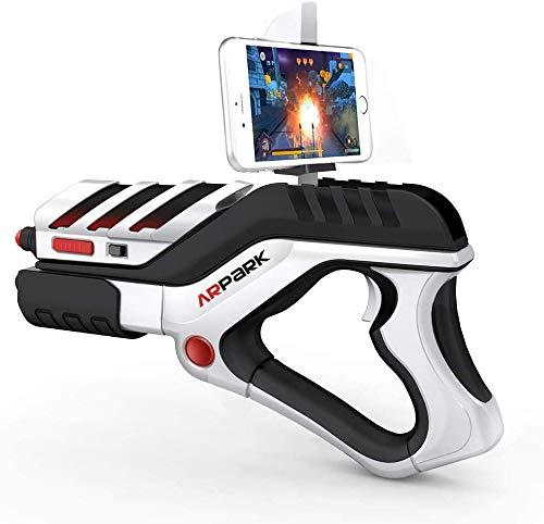Game pad Controls AR Gun, Sensory Enhancement Experience, Joystick AR...