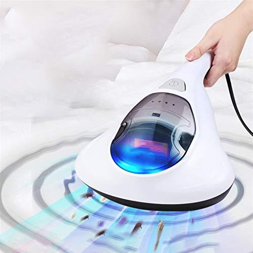 Aspiradora, instrumento de eliminación de ácaros UV eléctrico de mano, eliminar efectivamente los ácaros del polvo para uso en el hogar pueden eliminar los ácaros en colchones, almohadas y sofás