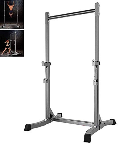 YLJYJ Upright Exercise Bikes Weight Racks Home Pull-up Equ Squat Rack Indoor Horizontal Bar Frame Sports Fitness Equ Can Do Abdominal Curling spin bikection Home Spinning bikebic