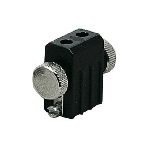 Paulmann 97841 Seil-Zubehör Lampenhalter Ergänzung für Seilsysstem G4 Schwarz Zubehör Halogen Seilsysteme 12V
