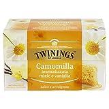 Twinings Infusi Camomilla Miele e Vaniglia - 120 Filtri