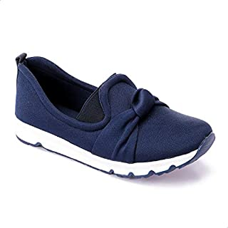 Grinta Womens Slip On Casual Shoes, Color: