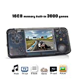 Best Handheld Game Consoles - BAORUITENG Handheld Game Console, Retro Game Console 3 Review