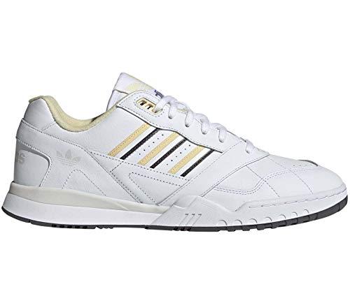 adidas Hombre A.R. Trainer Zapatillas Blanco, 47 1/3