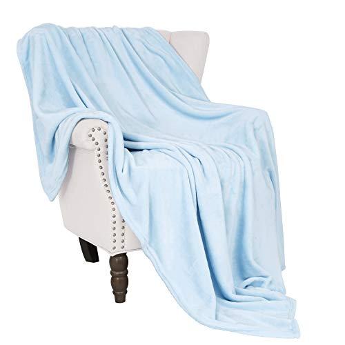 Exclusivo Mezcla Große Flanell-Samt-Plüschdecke / Bettdecke, verschiedene Größen und Farben
