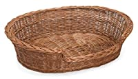 Environmentaly friendly hand made basket Chemicals free External size approx 65cm x 50cm x 18cm Approx size of the base 57cm x 42cm