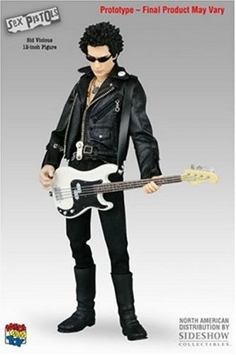 Medicom Toy Real Action Heroes - SEX PISTOLS: Sid Vicious