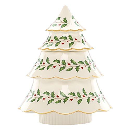 HOT BUY – Lenox 847188 Holiday Tree Cookie Jar.