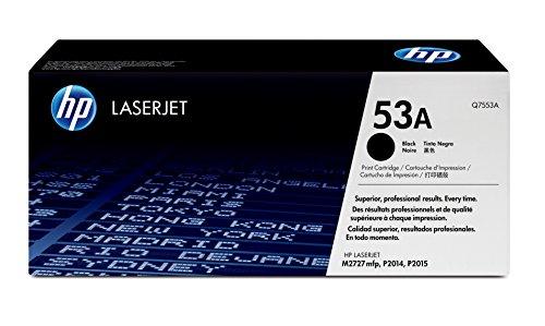 HP 53A | Q7553A | Toner Cartridge | Black