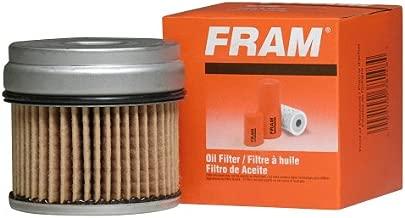 Fram CH8081 Extra Guard Passenger Car Cartridge Oil Filter (Pack of 2)