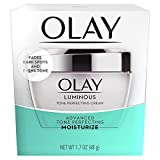 Dark Spot Corrector by Olay, Luminous Tone Perfecting Cream and Sun Spot Remover, Advanced Tone Perfecting, 48 g