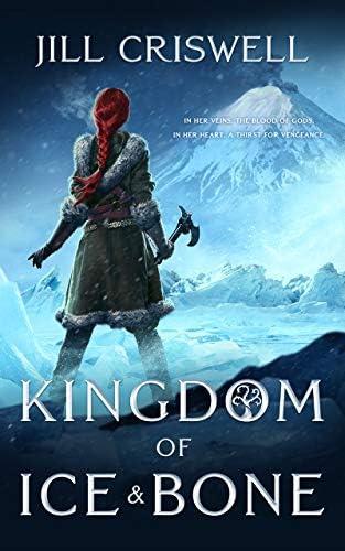 Kingdom of Ice and Bone Frozen Sun Saga Book 2 The Frozen Sun Saga 2 product image
