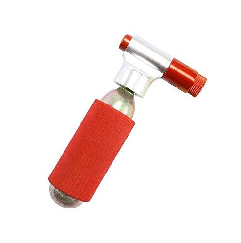 RUIRUI Fiets kooldioxidepomp lucht-tamburo-mini draagbare noodpomp voor eenvoudige bediening