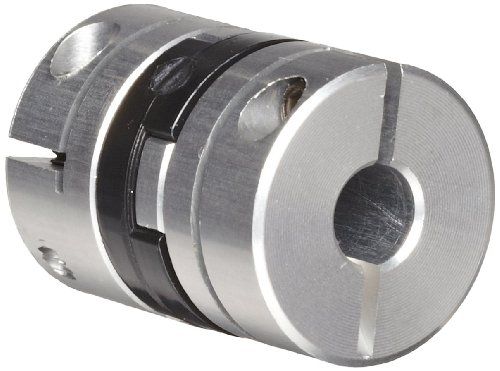 Huco 517H19.2424.Z Size 19 Oldham Coupling, Aluminum, Inch, 0.25