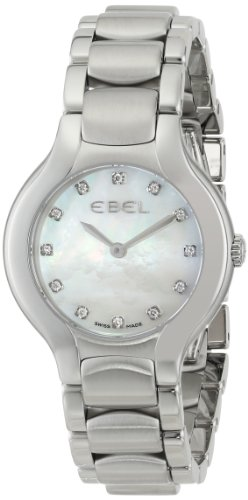 Ebel 1216038 - Reloj de pulsera mujer, color plateado