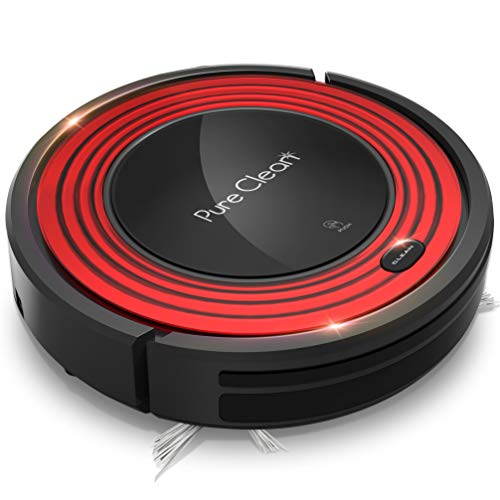robotic vacuum cleaner for hardwood floor