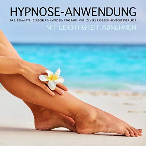 Mit Leichtigkeit abnehmen. Hypnose-Anwendung Titelbild